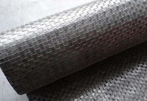 what is woven geotextile