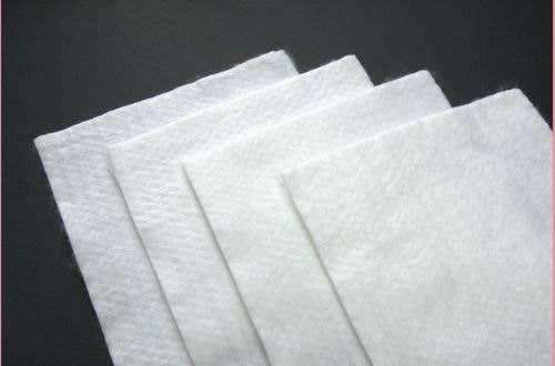 Raw-Materials-and-Technique-of-Nonwoven-Geotextile-Fabric
