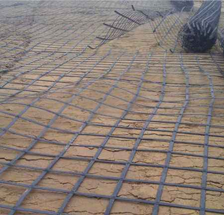 geogrid in road construction