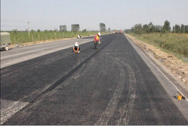 geogrid soil reinforcement