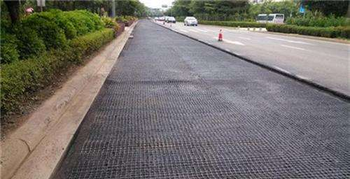 Geogrid Used in Road Construction
