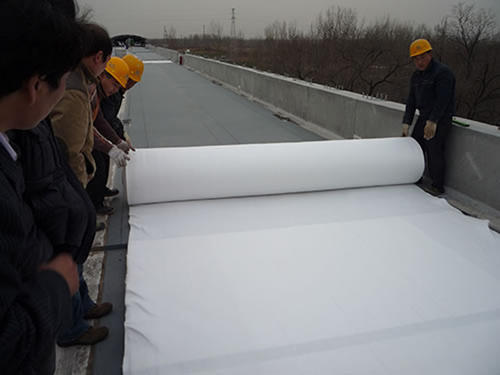 geotextile in road construction