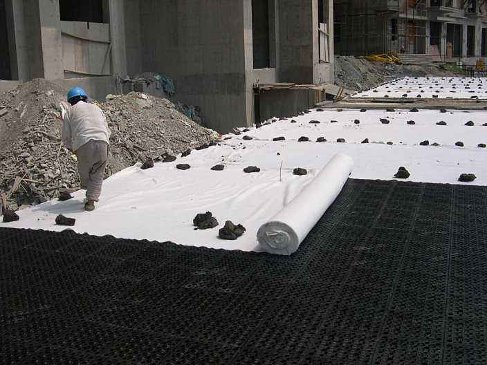 geotextile installation guide